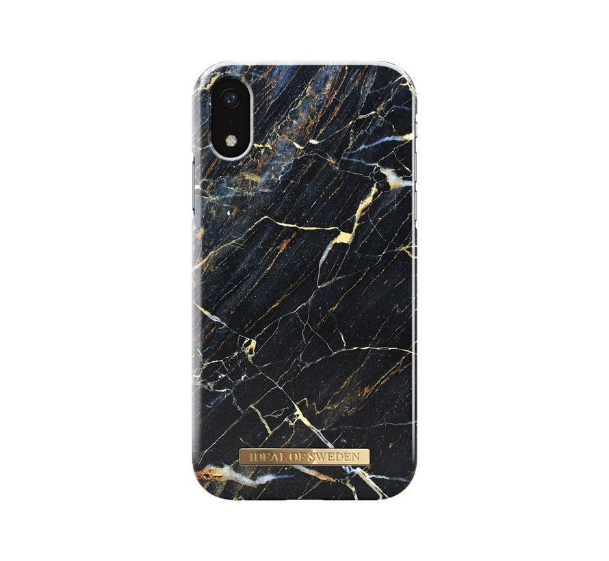 iDeal Fashion Hardcase Port Laurent Marble iPhone XR