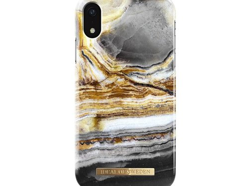 iDeal of Sweden iDeal Fashion Hardcase Outer Space Agate iPhone XR