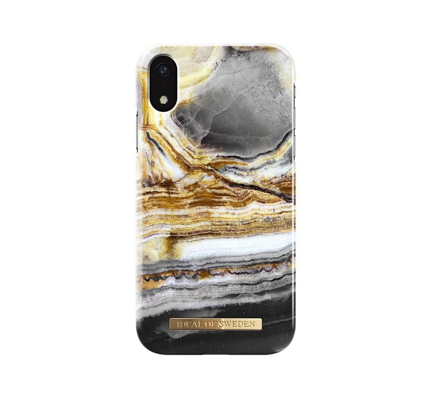 iDeal Fashion Hardcase Outer Space Agate iPhone XR