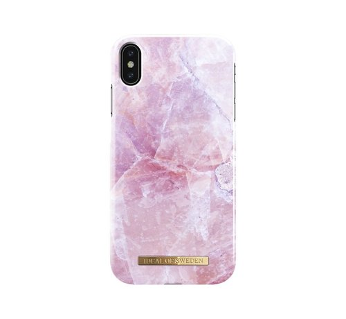 iDeal of Sweden iDeal Fashion Hardcase Pilion Pink Marble iPhone Xs Max