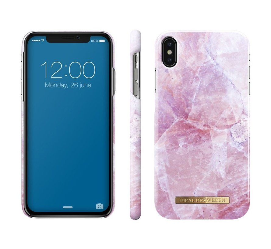 iDeal Fashion Hardcase Pilion Pink Marble iPhone Xs Max