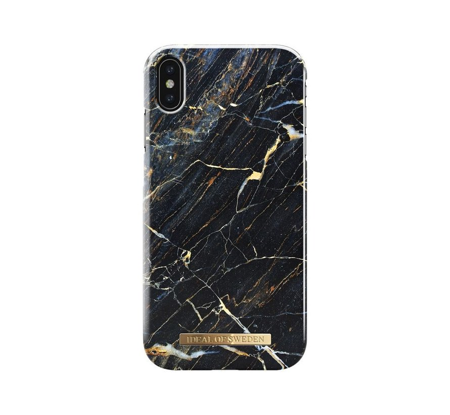 iDeal Fashion Hardcase Port Laurent Marble iPhone Xs Max