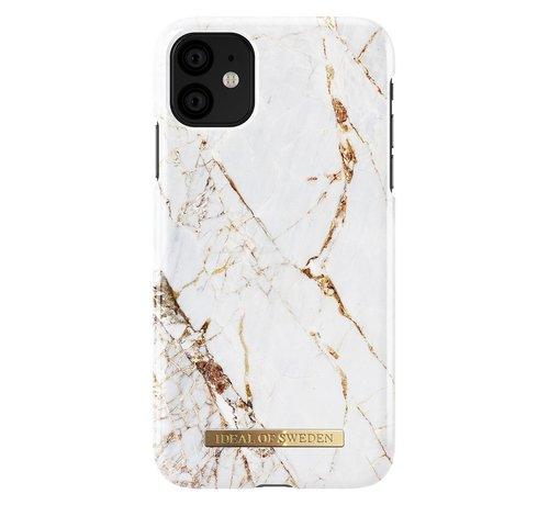 iDeal of Sweden iDeal Fashion Hardcase Carrara Gold iPhone 11
