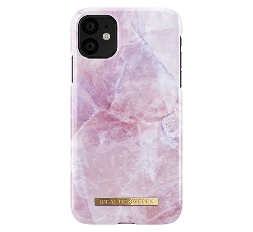 iDeal of Sweden iDeal Fashion Hardcase Pilion Pink Marble iPhone 11