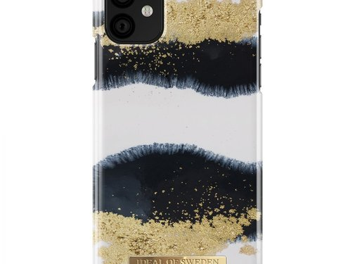 iDeal of Sweden iDeal Fashion Hardcase Gleaming Licorice iPhone 11