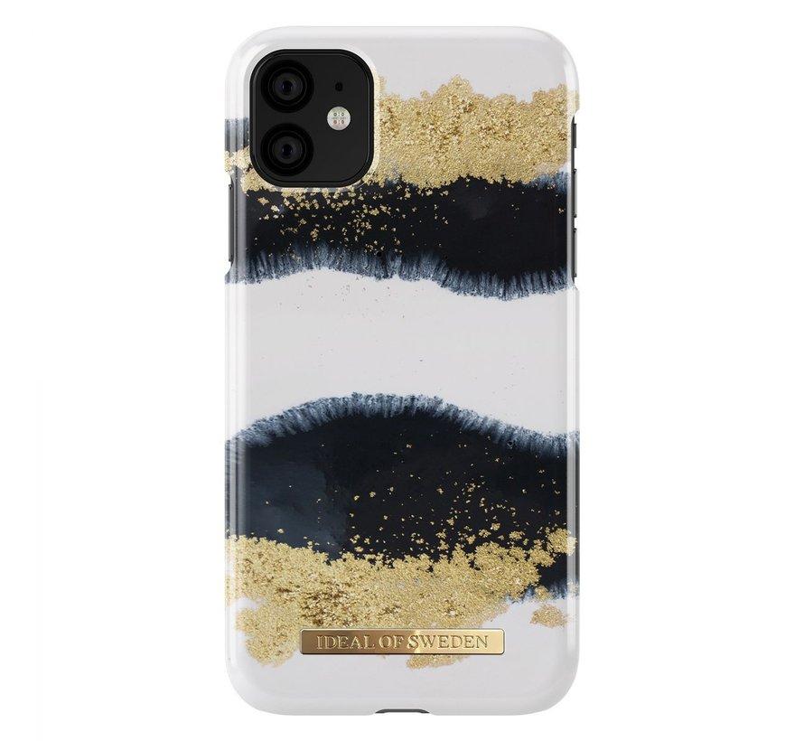 iDeal Fashion Hardcase Gleaming Licorice iPhone 11