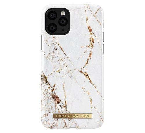 iDeal of Sweden iDeal Fashion Hardcase Carrara Gold iPhone 11 Pro