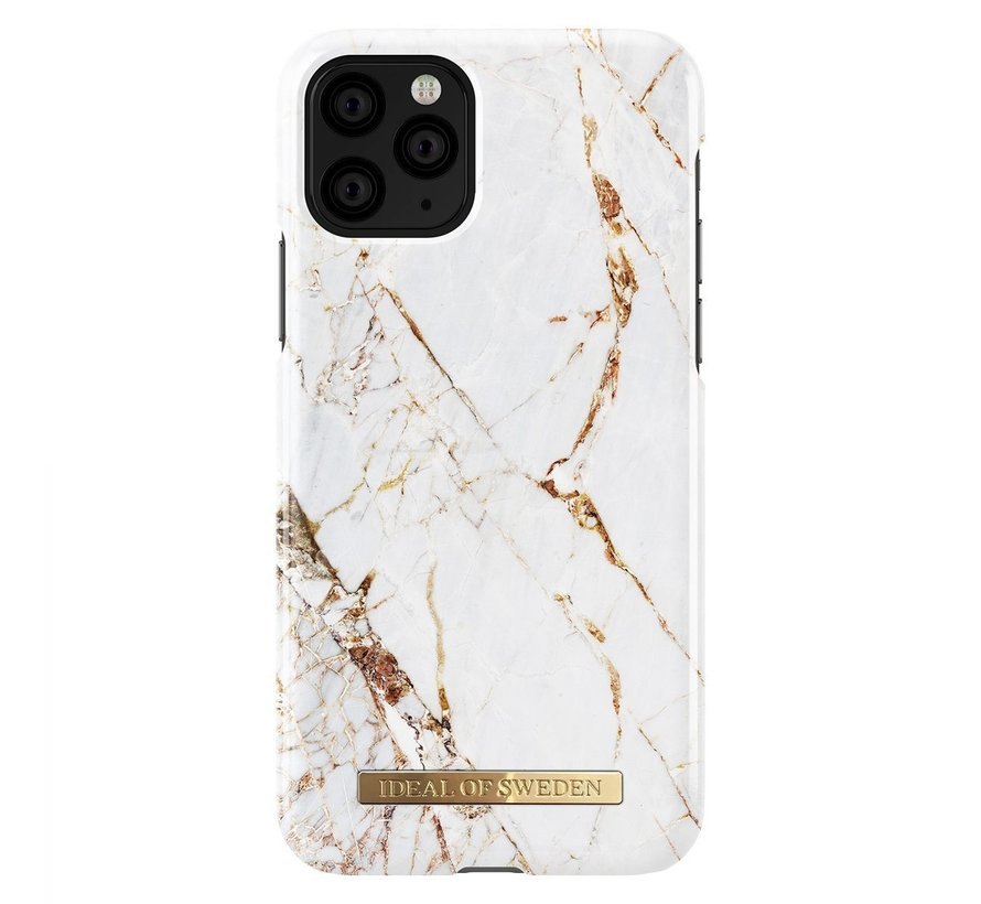 iDeal Fashion Hardcase Carrara Gold iPhone 11 Pro