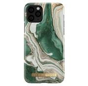 iDeal of Sweden iDeal Fashion Hardcase Golden Jade Marble iPhone 11 Pro
