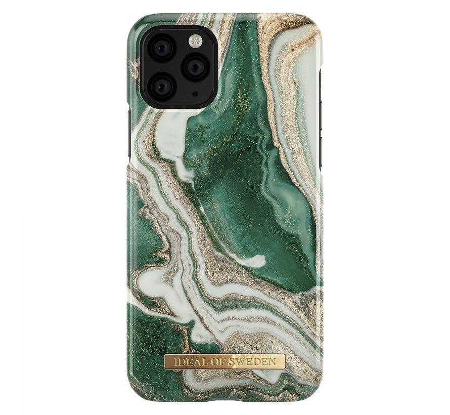 iDeal Fashion Hardcase Golden Jade Marble iPhone 11 Pro
