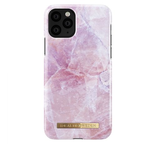 iDeal of Sweden iDeal Fashion Hardcase Pilion Pink Marble iPhone 11 Pro