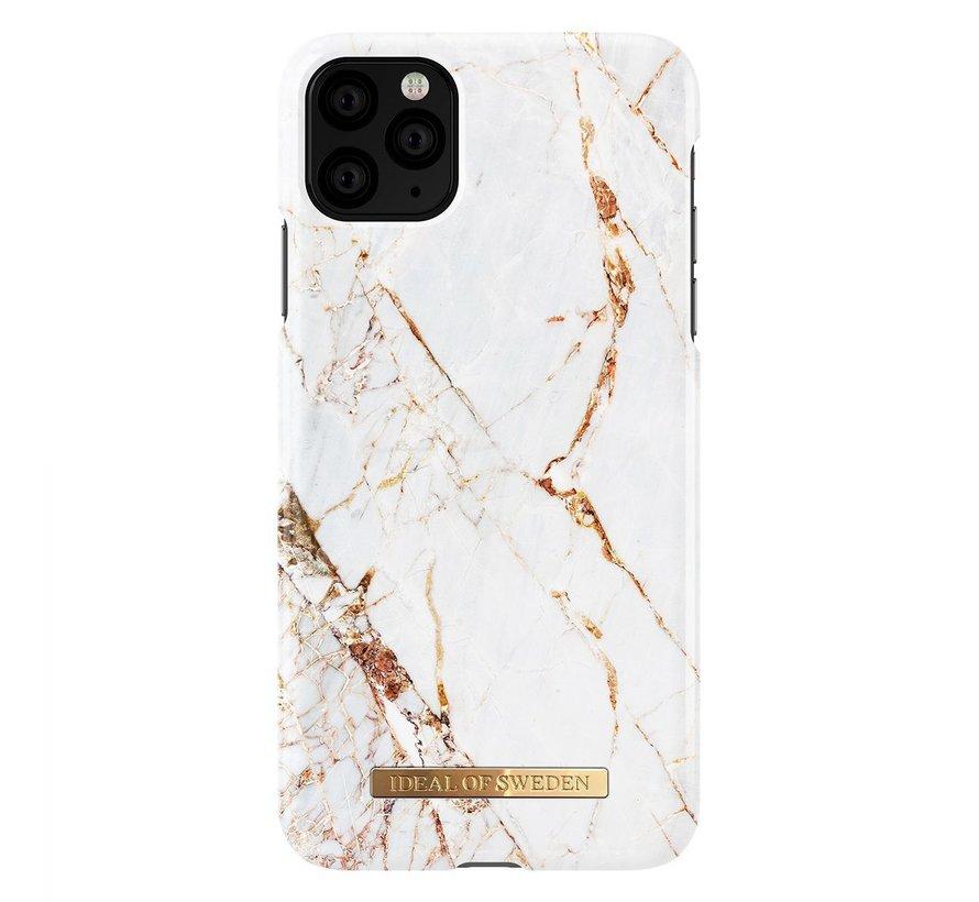 iDeal Fashion Hardcase Carrara Gold iPhone 11 Pro Max