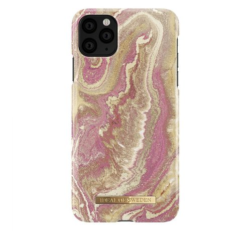iDeal of Sweden iDeal Fashion Hardcase Golden Blush Marble iPhone 11 Pro Max