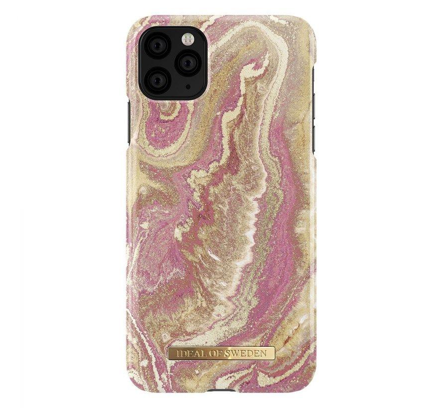 iDeal Fashion Hardcase Golden Blush Marble iPhone 11 Pro Max