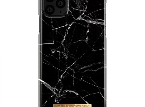 iDeal of Sweden iDeal Fashion Hardcase Black Marble iPhone 11 Pro Max