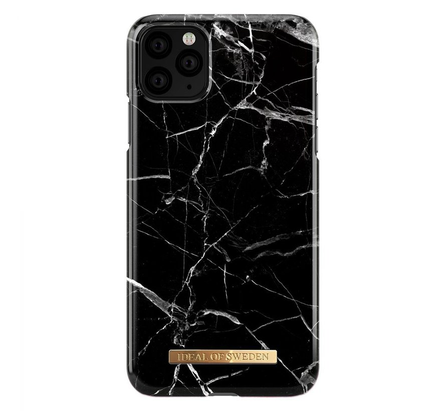 iDeal Fashion Hardcase Black Marble iPhone 11 Pro Max