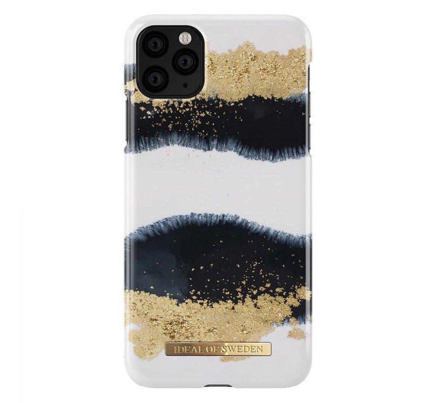iDeal Fashion Hardcase Gleaming Licorice iPhone 11 Pro Max