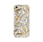 iDeal of Sweden iDeal Fashion Hardcase Platinum Leaves iPhone 8/7/6/6s
