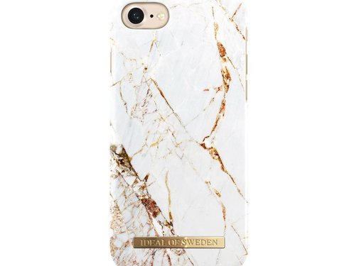 iDeal of Sweden iDeal Fashion Hardcase Carrara Gold iPhone 8/7/6/6s