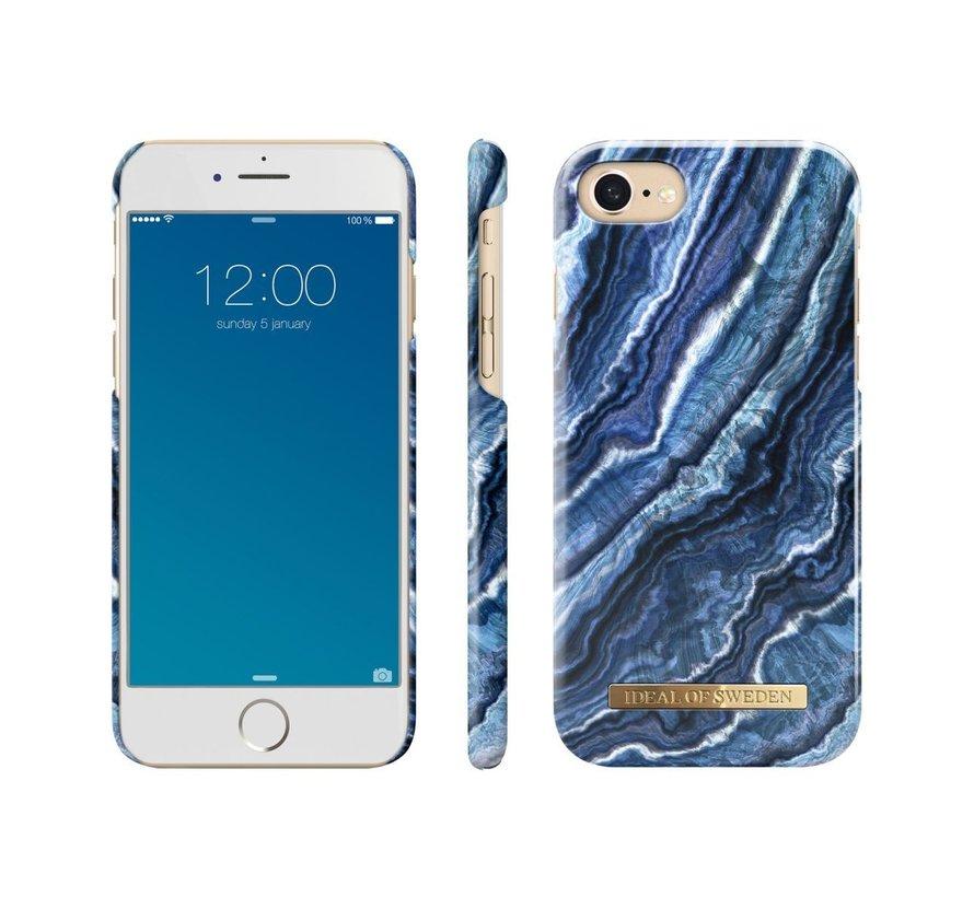 iDeal Fashion Hardcase Indigo Swirl iPhone 8/7/6/6s