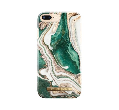 iDeal of Sweden iDeal Fashion Hardcase Golden Jade Marble iPhone 8/7/6/6s Plus