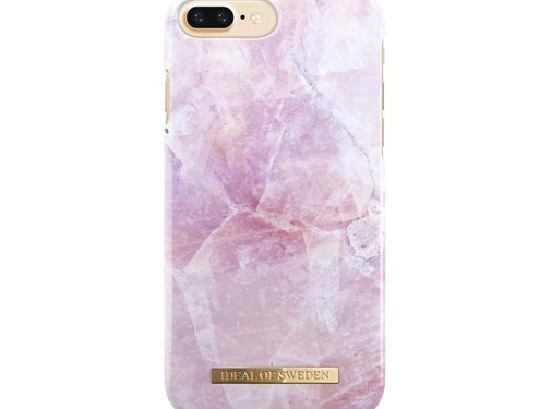 iDeal of Sweden iDeal Fashion Hardcase Pilion Pink Marble iPhone 8/7/6/6s Plus