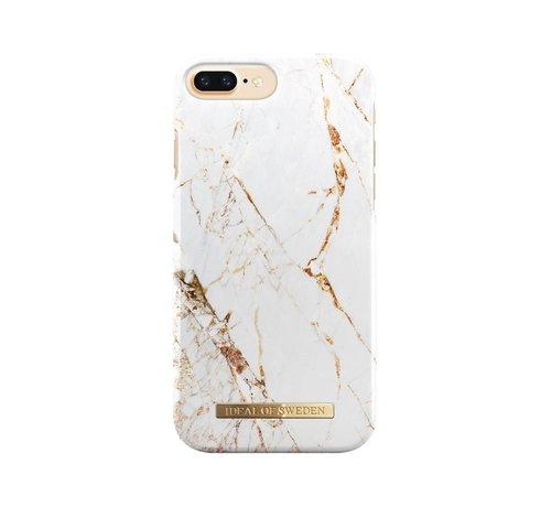 iDeal of Sweden iDeal Fashion Hardcase Carrara Gold iPhone 8/7/6/6s Plus
