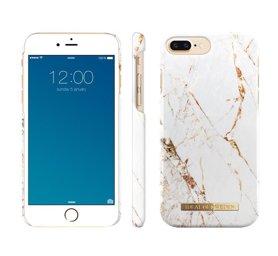iDeal Fashion Hardcase Carrara Gold iPhone 8/7/6/6s Plus
