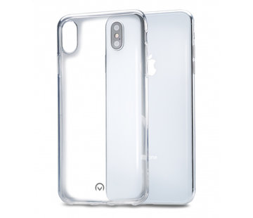 Mobilize Mobilize Siliconen Case Gelly iPhone Xs Max Transparant