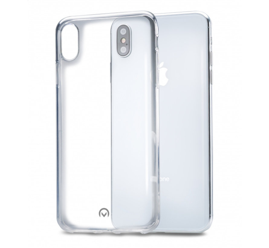 Mobilize Siliconen Case Gelly iPhone Xs Max Transparant
