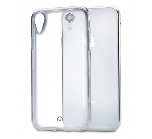 Mobilize Mobilize Siliconen Case Gelly iPhone XR Transparant
