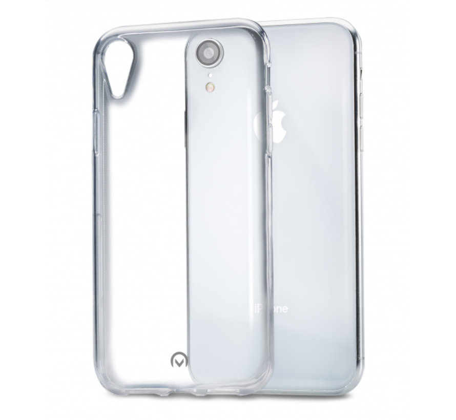 Mobilize Siliconen Case Gelly iPhone XR Transparant