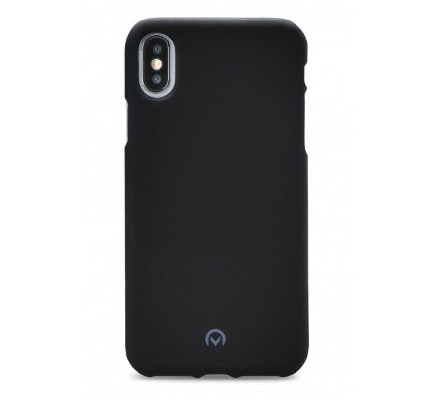 MMobilize Siliconen Case Gelly iPhone Xs Max Mat Zwart