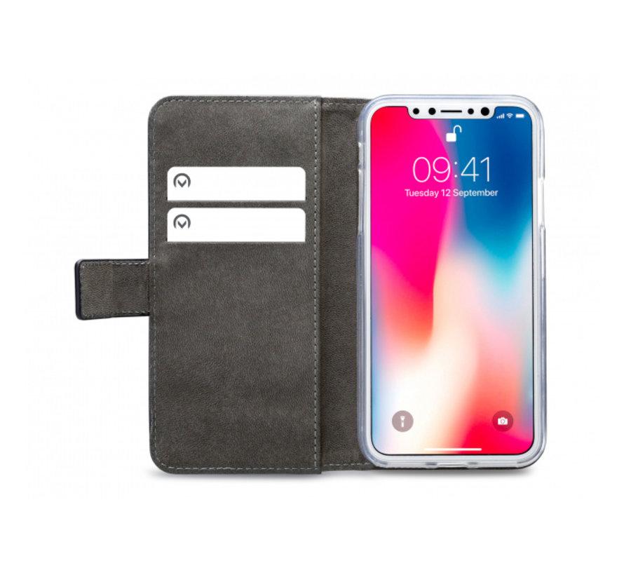 Mobilize Wallet Gelly iPhone Xs Zwart