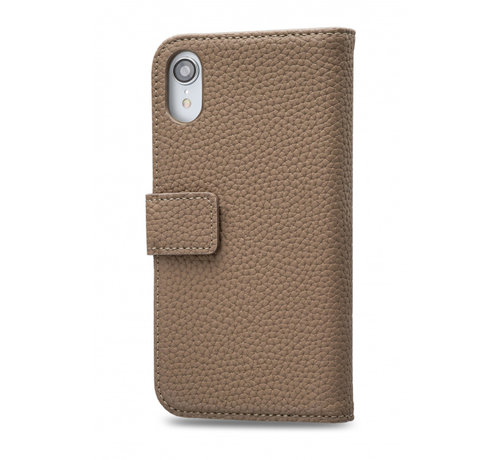 Mobilize Mobilize Wallet Elite Gelly iPhone XR Taupe