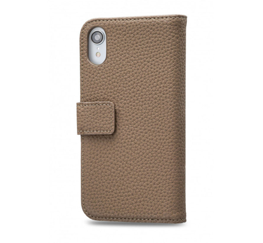 Mobilize Wallet Elite Gelly iPhone XR Taupe