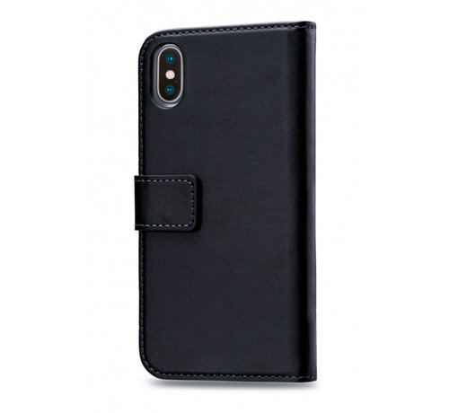 Mobilize Mobilize Wallet Gelly iPhone Xs Max Zwart