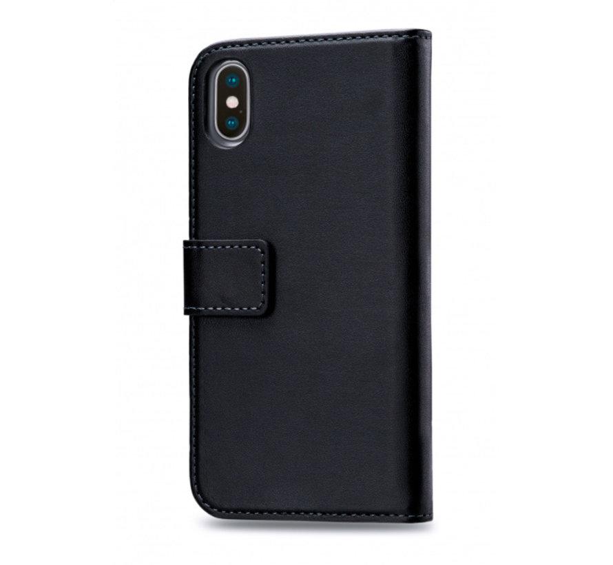 Mobilize Wallet Gelly iPhone Xs Max Zwart