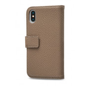 Mobilize Mobilize Wallet Elite Gelly iPhone Xs Max Taupe