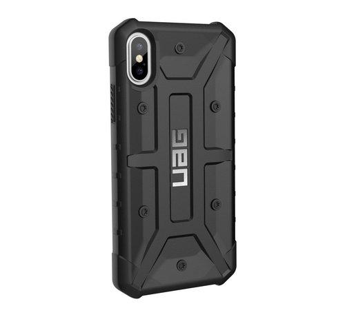 UAG UAG Hardcase Pathfinder iPhone Xs Zwart