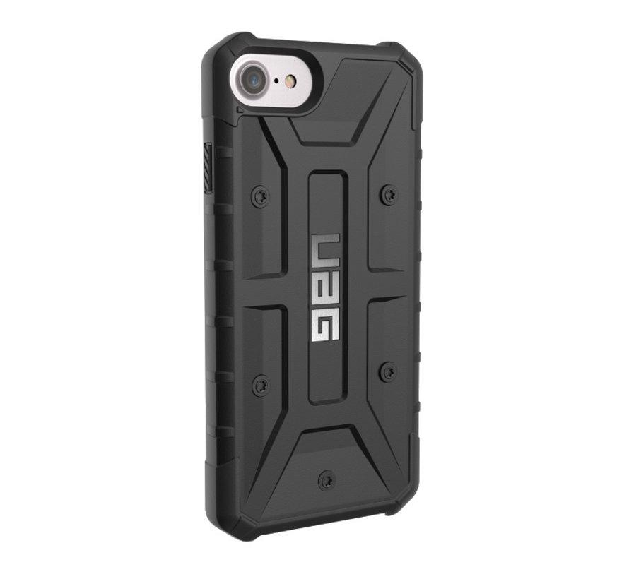 UAG Hardcase Pathfinder iPhone 8/7/6/6s Zwart