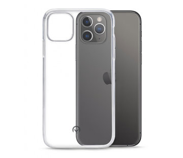 Mobilize Mobilize Siliconen Case Gelly iPhone 11 Pro Transparant