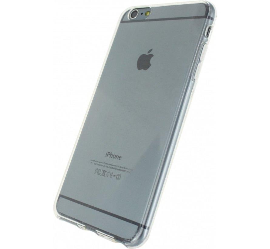 Mobilize Siliconen Case Gelly iPhone 6/6s Plus Transparant