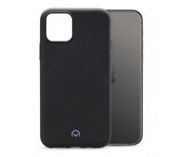 Mobilize Mobilize Siliconen Case Gelly iPhone 11 Pro Mat Zwart