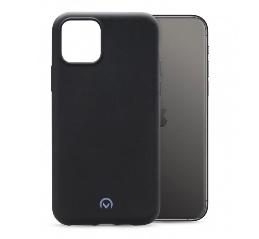 Mobilize Siliconen Case Gelly iPhone 11 Pro Mat Zwart
