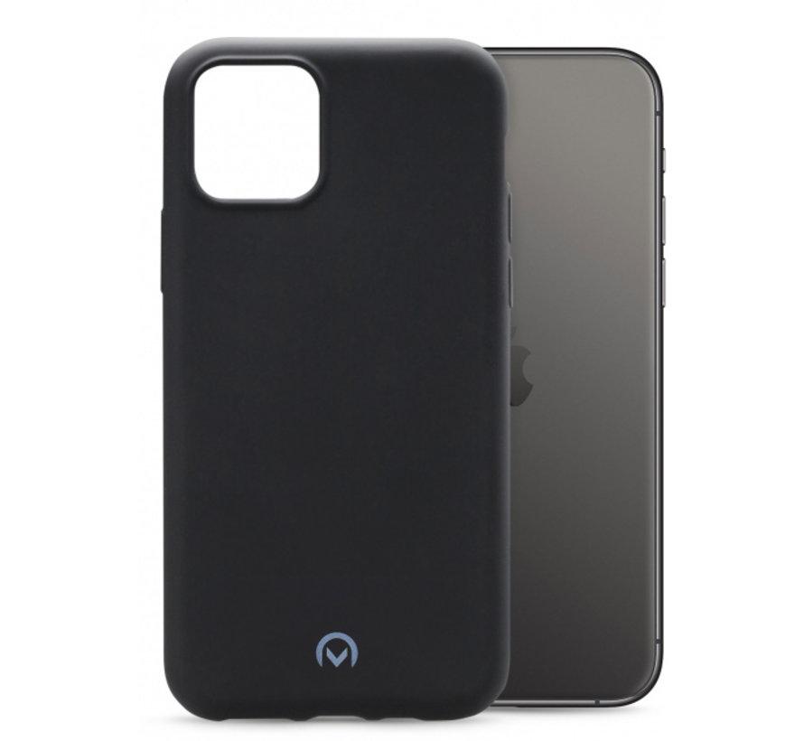 Mobilize Siliconen Case Gelly iPhone 11 Pro Max Mat Zwart