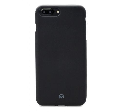 Mobilize Mobilize Siliconen Case Gelly iPhone 7/8 Plus Mat Zwart