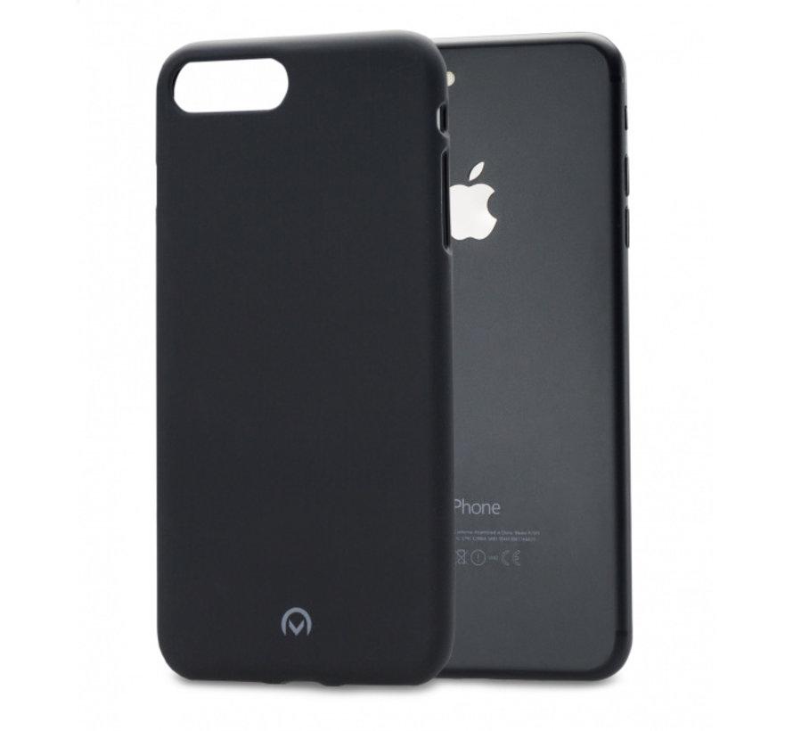 Mobilize Siliconen Case Gelly iPhone 7/8 Plus Mat Zwart
