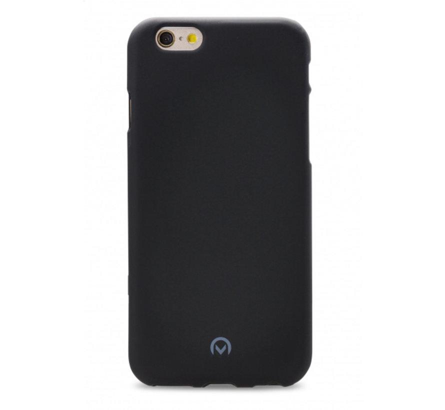 Mobilize Siliconen Case Gelly iPhone 6/6s Mat Zwart