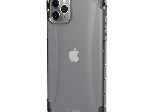 UAG UAG Hardcase Plyo Ice Clear iPhone 11 Pro Max Transparant
